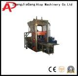 Brique concrète comprimée automatique formant la machine