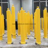 Le cylindre hydraulique de tombereau reçoivent l'OEM
