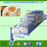 Neueste Wegwerf-PS-Nahrungsmittelbehälter-Maschine