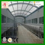 Пакгаузы фабрики стальной структуры для экспорта