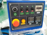 Hard Cover Book Pressing & Creasing Machine vendu au marché européen