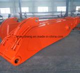 Auge estándar del alcance largo para el excavador Caterpliiar/KOMATSU/Hitachi/Kobelco/Kato/Hyundai/Deawoo de la correa eslabonada de la rueda