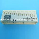 Zahnmedizinisches Instrument-Endo Block für die Kanal-Dateien, die Endo Kasten-Tabellierprogramm messen