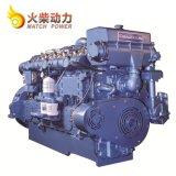 Balduino 450CV para motores marinos diesel Barco de motor Weichai 330kw con CCS