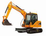 Standard internazionale nuovi mini prezzi dell'escavatore da 8 tonnellate