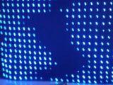 3 * 4 m。p. 12 RGBのビデオカーテンLEDの星のカーテンの布