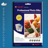 SGS Audited Factory Venden Papel Profesional Premium Premium Brillante o Satin RC Inkjet