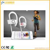 De Draadloze Oortelefoon van Handfree van Bluetooth in de Oortelefoons van Bluetooth van het Oor voor het Aanstoten