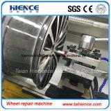 Máquina Awr2840PC de la reparación de la rueda de la aleación de la versión de la PC de la alta precisión