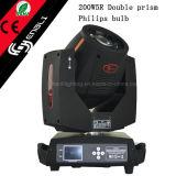 200W Moving Head Beam Stage Light mit CE&RoHS (HL-200BM)