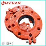 """La fonte ductile Construction, l'accouplement cannelé rigide standard 1-1/2"""""""