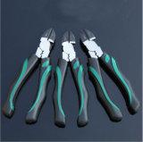 Плоскогубцы провода ручного резца обнажая