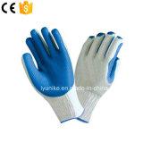Бумага с покрытием из неопрена перчатки резиновые перчатки из хлопка с покрытием