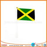Taille personnalisée populaires de petits drapeaux tenue en main