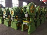 Máquina da imprensa de perfuração da imprensa de potência mecânica de J23 10t 16t 25t 40t