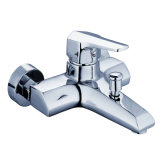 Serie Bathroom Faucets mit Bathtub Shower und Kitchen