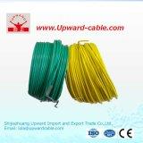 Alambre eléctrico de cobre al aire libre del PVC de la UL Spt-1 de los 3m el 12m