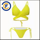 De nieuwe Bikini van de Manier van de Stijl Sexy Gevormde Dame Swimwear