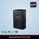 Áudio Top Tech Profissional potente altifalante de palco PA caixa de altifalante do sistema de som