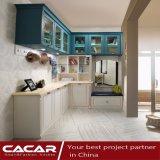 削片板が付いている台所のための適当で贅沢なキャビネット