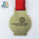 Liberare la medaglia all'ingrosso di sport del metallo di Duman Jjb dello smalto di disegno