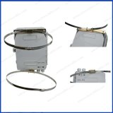 Fdb FTTH 24のコア腺(FDB-024A)を搭載する白く黒い光ファイバ終了ボックス