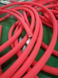 Isolamento del tubo della gomma piuma di colore per il condotto termico