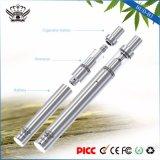 290mAh 세라믹 코일 유리제 분무기 기화기 펜 전자 Vape E 펜 담배