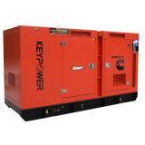 Le silence 130kw puissance de groupe électrogène diesel Cummins avec la norme ISO Ce
