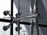 Ragno di vetro dell'acciaio inossidabile del ragno