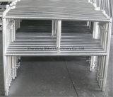 Estrutura de aço andaimes para Construção do Projeto de fábrica na China