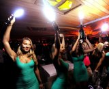 LED-Röhrenblitz-Taktstock für Flaschen-Service-Handtaschenlampe VIP-Champagne