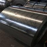 O zinco revestiu a bobina de aço/bobina de aço galvanizada Z40g-Z275g
