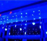 2017の星LEDのつららライトホーム装飾の豆電球