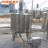 Steel inoxidável Agitator Mixer para Fruit Liquid
