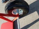 Durável de metal pequeno carrinho de mão de alta capacidade para a Europa