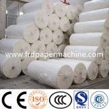 El tejido de papel reciclado de 1880 mm Rollo de Papel Higiénico Jumbo de tejido que hace la máquina
