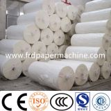 туалетная бумага ткани Jumbo крена ткани 1880mm рециркулируя бумажная делая машину