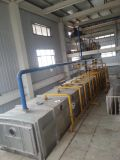 Usine de machine d'extracteur de câble de halage d'huile de soja