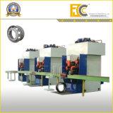 Halbautomatische Traktor-Laufkatze-Rad-Felgen-Rolle, die Maschine (Zeile, bildet)