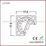indicatore luminoso 2835/5050 di striscia rigido decorativo di 16W SMD LED