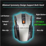Hot Mini souris optique sans fil 2.4GHz Gamer pour ordinateurs portables de jeu PC Nouveau jeu de souris sans fil avec récepteur USB Drop Shipping souris