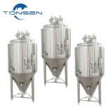 Gerät 5 Zylinder-Microbrewery für Verkaufs-Brauerei-Gerät