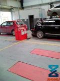 Подъем автомобиля низкого потолка Shunli 3200kg механически гидровлический