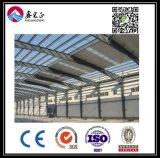Structure en acier personnalisé de haute qualité entrepôt (BYSS027)