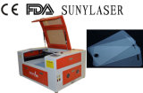 Machine de découpage de laser du prix concurrentiel 50W pour le protecteur d'écran