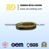 OEM China High Quality Copper Invesment Casting com usinagem