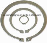 Anel de aço inoxidável para o Eixo / Anel de Retenção (DIN471 / D1400)