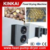 Vegetais de frutas industriais de um grupo de 600 quilogramas um que secam a máquina de processamento