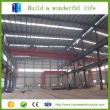Estructuras de acero de la construcción de la azotea del edificio prefabricado del almacén